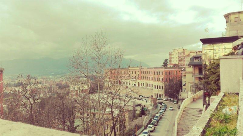Accademia di Belle Arti di Frosinone (edificio nuevo)