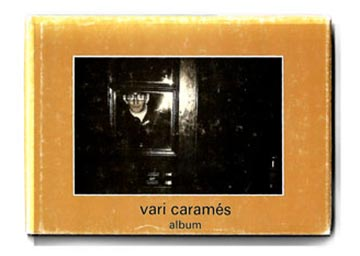 Portada del libro de fotografías de Vari Caramés