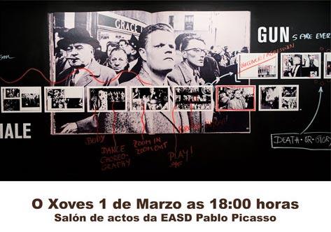 Conferencia de Fotografía impartida por Tono Arias