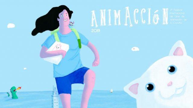 Animación 2019. Festival de curtametraxes de animación