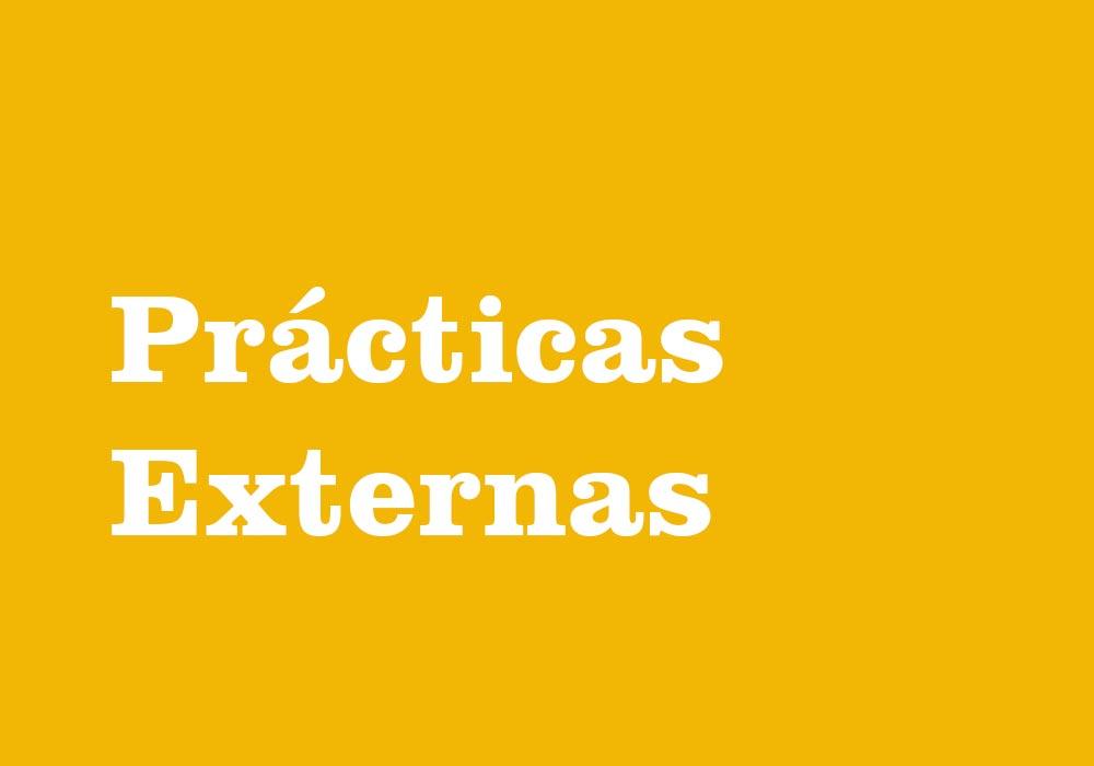 Convocatoria de reunión para dar información ao alumnado sobre as prácticas externas